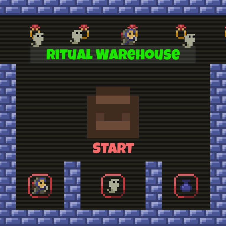 Ritual Warehouse